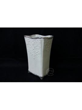 陶瓷-CLAY 花器 120-787-175 大 淺灰  L15