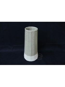 陶瓷-CLAY花器 190-065-180 淺灰