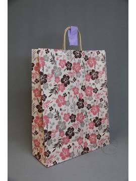 包裝-紙袋 2才 ARO 扶桑花粉