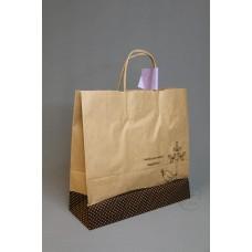 包裝-手提紙袋 25CB3才 知更鳥
