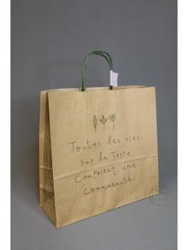 包裝-紙袋 3才nature G