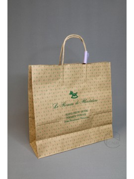 包裝-紙袋 25CB 3才木馬