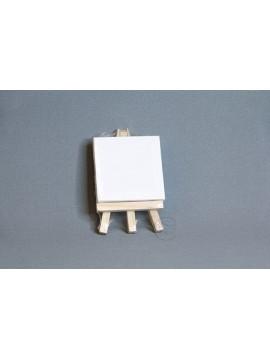 木製-花器 7x7畫框+12cm架子