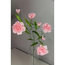 人造花 康乃馨 粉