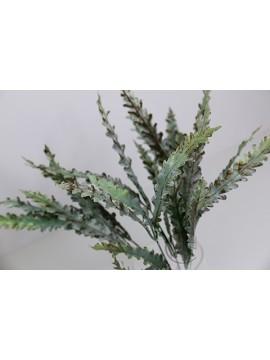 人造葉 3965巢蕨束 灰綠