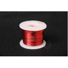 工具 紅色銅線 0.5mm