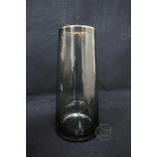 V115240玻璃花器 煙灰 小