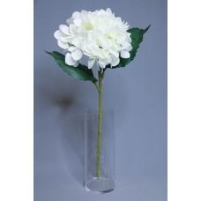 人造花 蘿莉小枝繡球 白