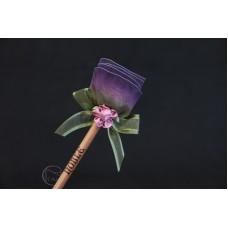 特價品 朵朵小花鉛筆 深紫色 枝