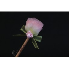 特價品 朵朵小花鉛筆 粉紅色 枝