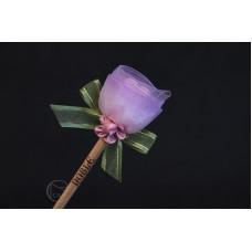 特價品 朵朵小花鉛筆 淺紫色 枝