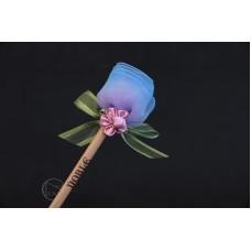 特價品 朵朵小花鉛筆 藍色 枝