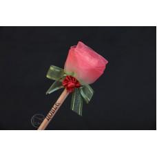 特價品 朵朵小花鉛筆 桃紅色 枝