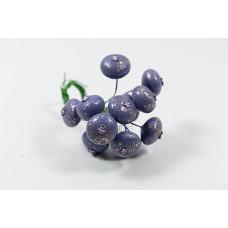 特價品 果實花插 紫