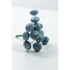 特價品 果實花插 藍