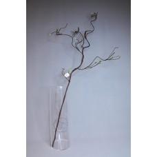 人造花 YF205泡沫樹枝