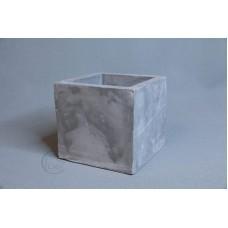 小方形水泥盆