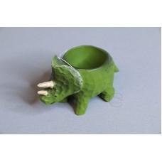 擺飾-GREEN HOUSE 恐龍擺飾 4803 綠