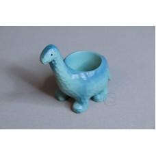 擺飾-GREEN HOUSE 恐龍擺飾 4804 藍