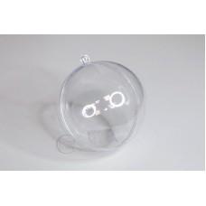 8CM 吊耳透明球
