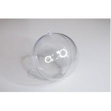 10CM 吊耳透明球