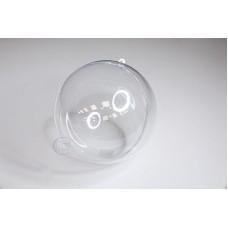 12CM 吊耳透明球