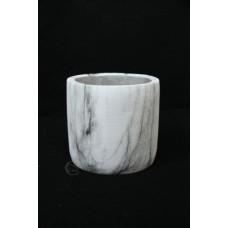 LS909 大理石紋陶瓷花器 9X9CM