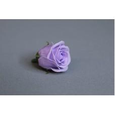 小玫瑰香皂花頭 淺紫