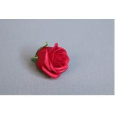 小玫瑰香皂花頭 大紅