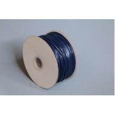 2mm 內折仿皮繩 100碼 藏青色