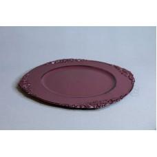 塑膠-Nature Designs 花器 45433 酒紅色