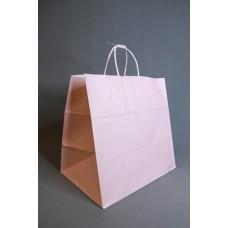 包裝- 紙袋 34-1 珍珠光 粉紅附底板