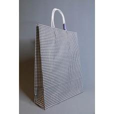 包裝- 紙袋 MS-1 黑白格