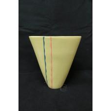 陶花器-微風106